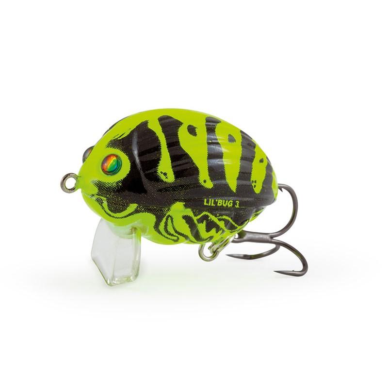 Воблер Salmo Lil`Bug плуващ 3cm