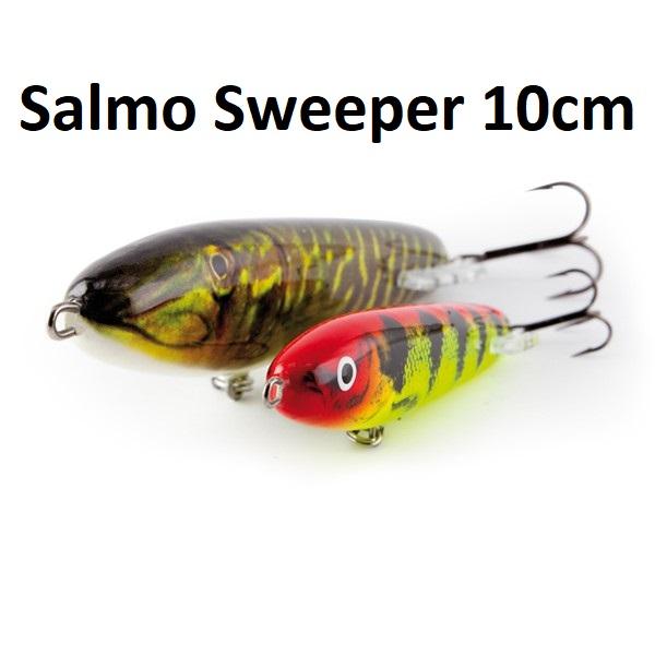 Воблер Salmo Sweeper Sinking 10cm потъващ