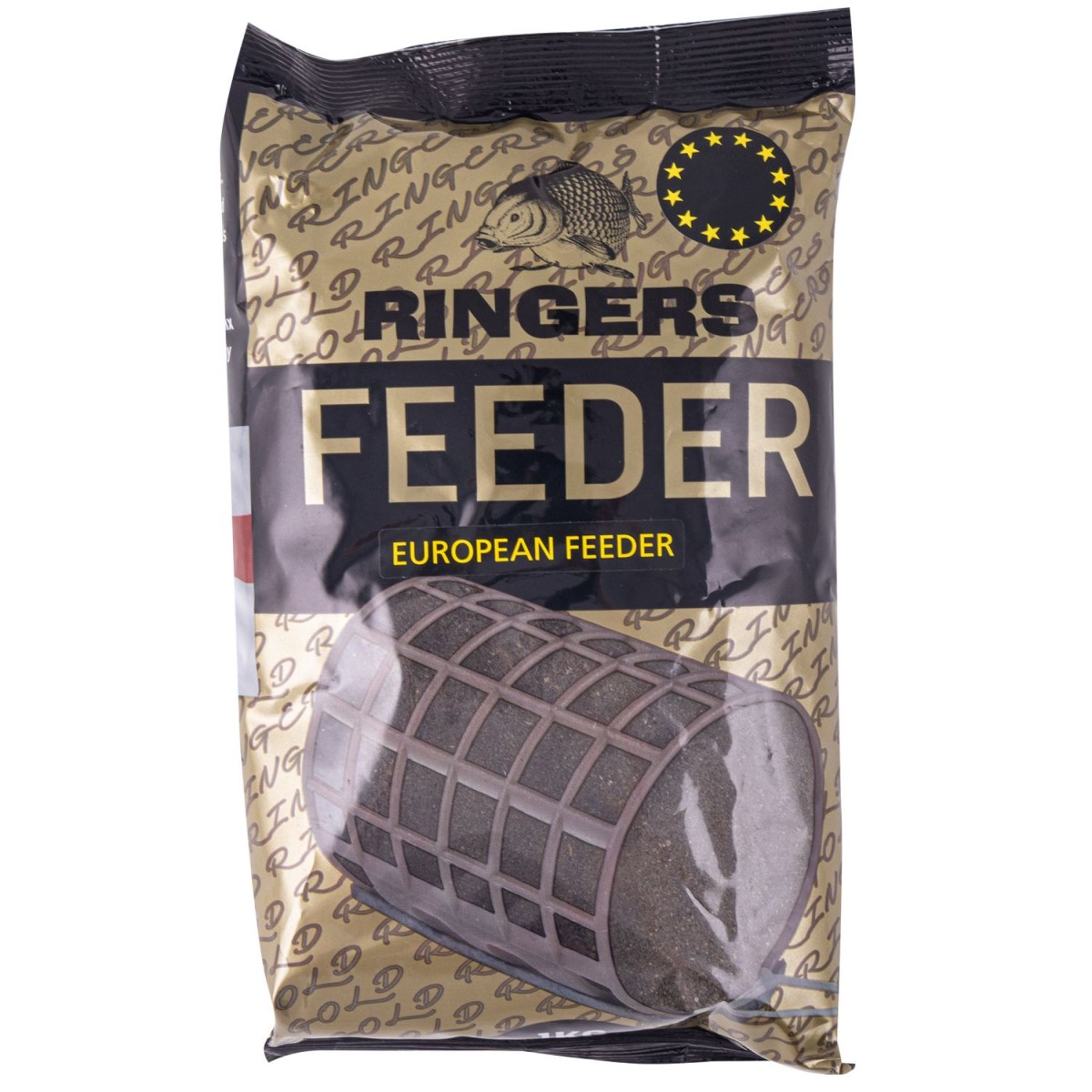 Захранка Ringers European Feeder Black 1kg