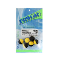 Повдигачи FilStar Duo Foam Pop-Ups Жълтo-Черни