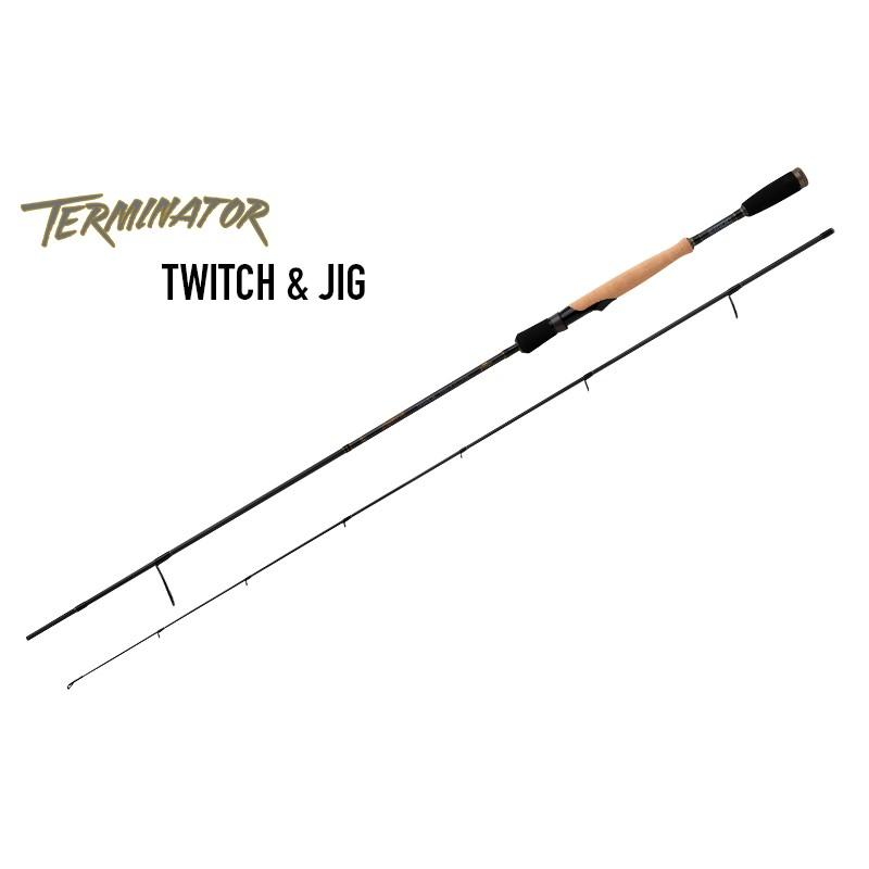 Спининг въдица Fox Rage Terminator Twitch & Jig