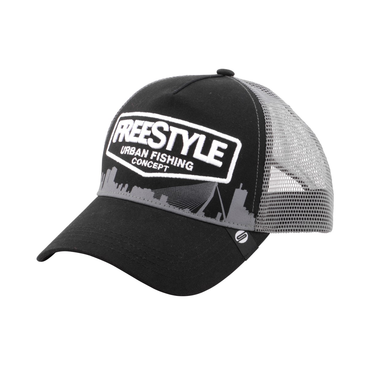 Шапка с козирка Spro FreeStyle Trucker Cap Black