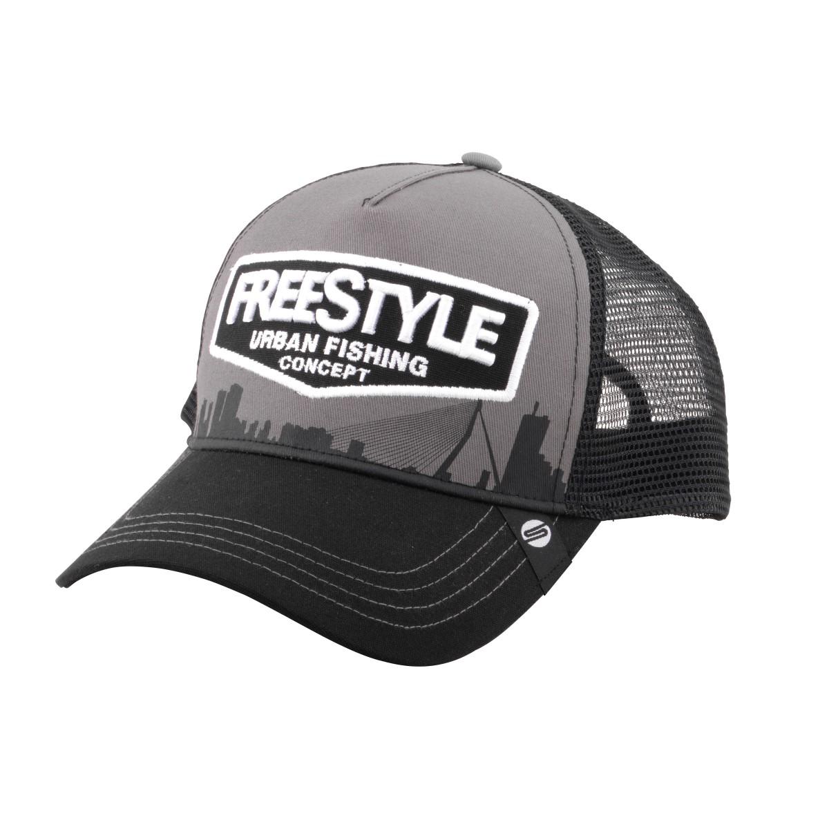 Шапка с козирка Spro FreeStyle Trucker Cap Grey