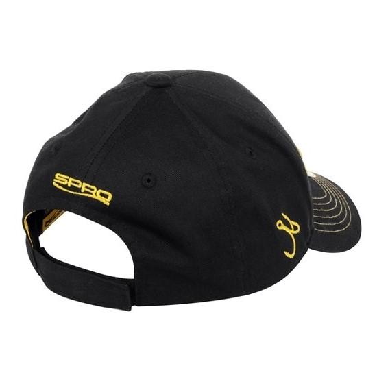 Шапка с козирка Spro Trucker Cap Black Yellow