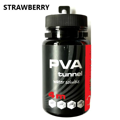PVA ръкав PVA Hydrospol Tunnel Strawberry