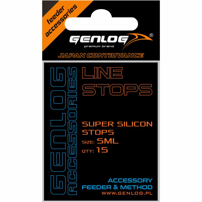 stoper genlog super silicon sml