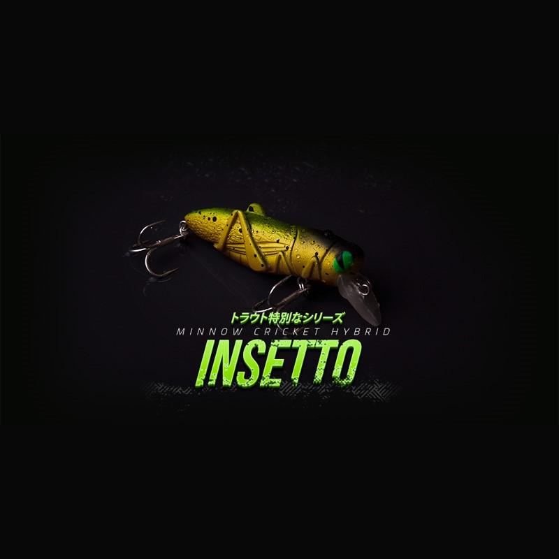 Воблер скакалец GL Insetto