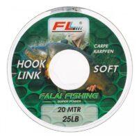 Плетен повод FL Hook Link 20m