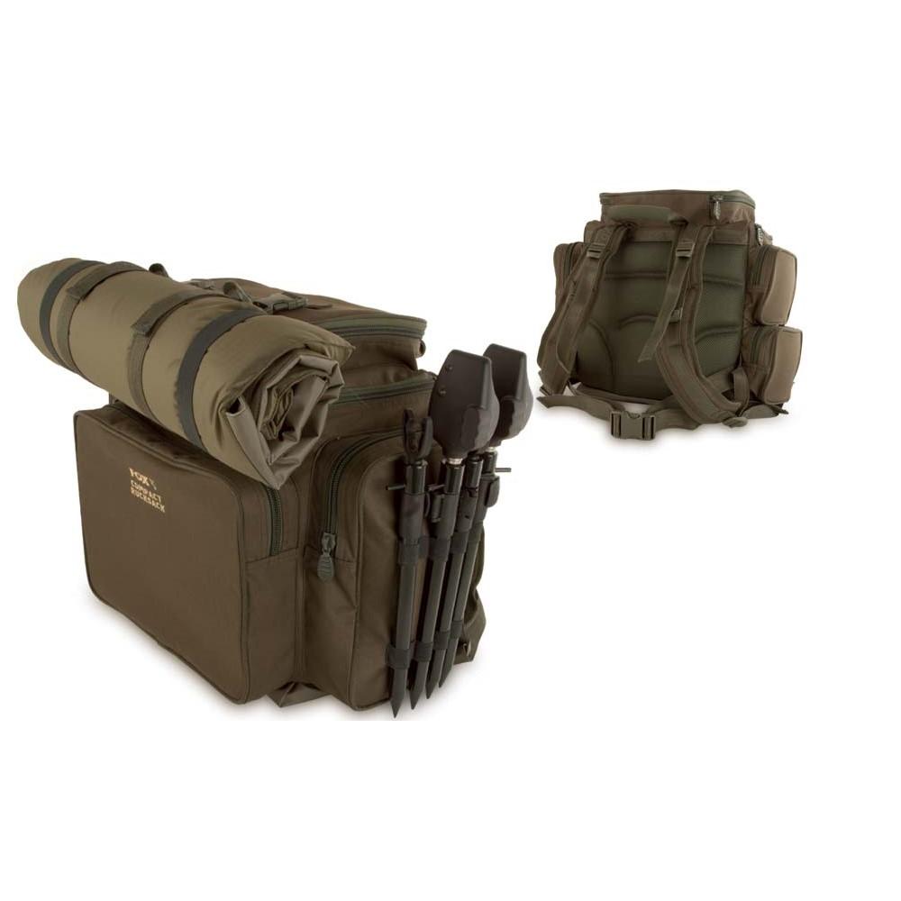 Раница за риболов Fox Specialist Compact Rucksack