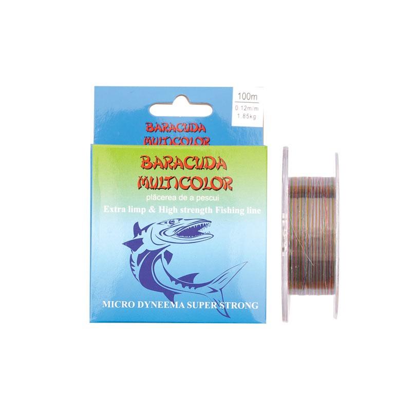 Риболовно влакно Baracuda Multicolor 100м