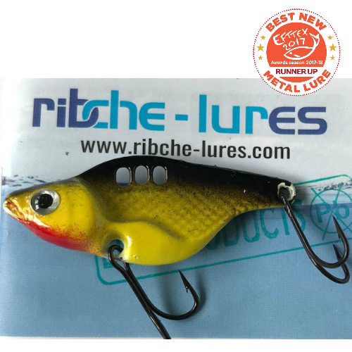 Цикада Rib 1 Bream Black Yellow