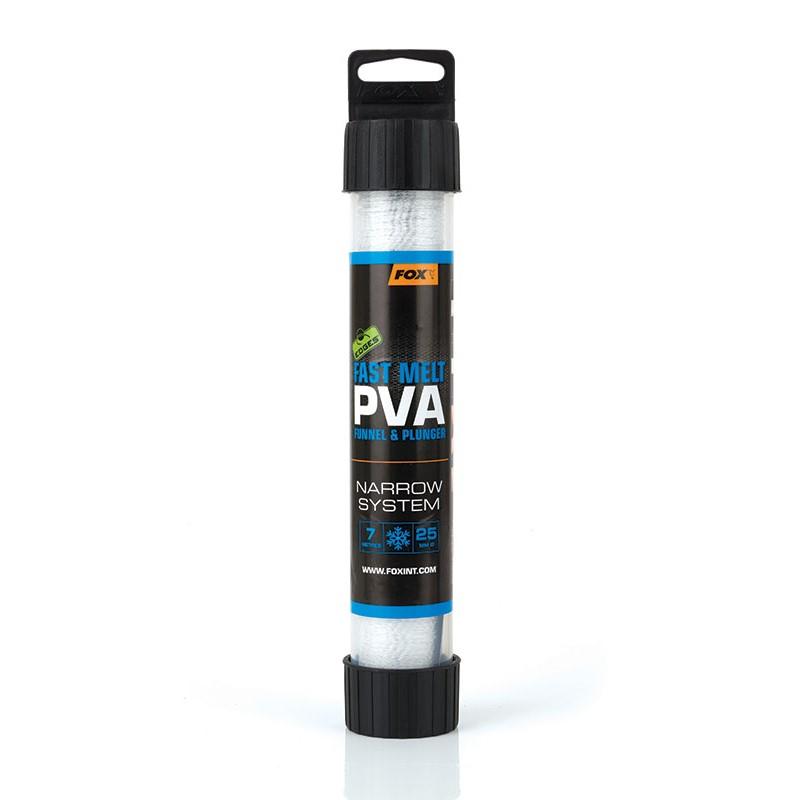 PVA ръкав с тъпкачка Fox Edges PVA Mesh System Fast Melt