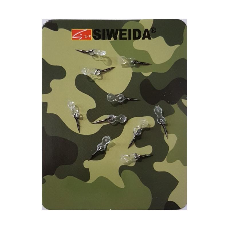 Siweida Bait Spike with Silicone Ring – жило за стръв със силиконов ринг
