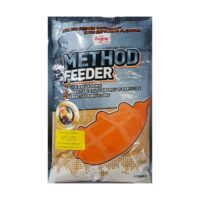 Захранка CZ Method Feeder Groundbait Orange-Chocolate