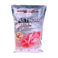 Захранка CZ Method Feeder Groundbait Strawberry-Fish