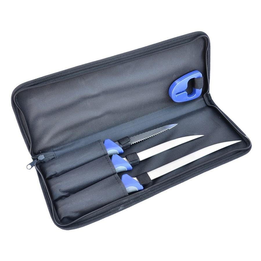 Комплект ножове Carp Zoom Fillet Knife Set