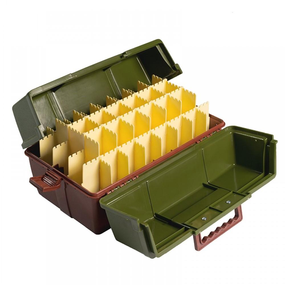 Куфар за воблери W-02