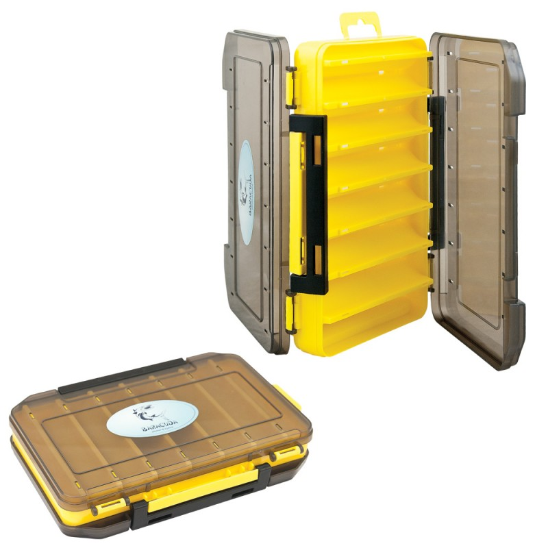 Кутия двойна за воблери Baracuda HS1017