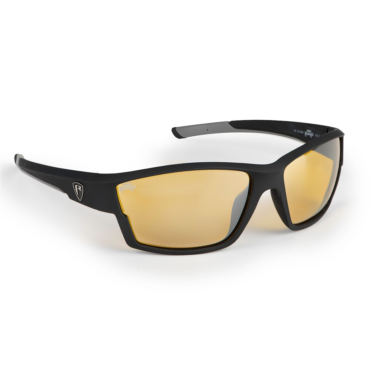 Очила Fox Rage Eyewear Matt Black/Amber Lense