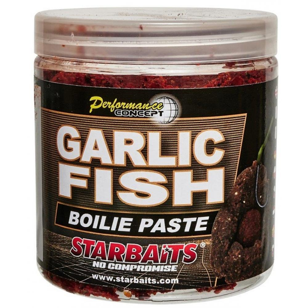 Паста Starbaits Garlic Fish Boilie Paste