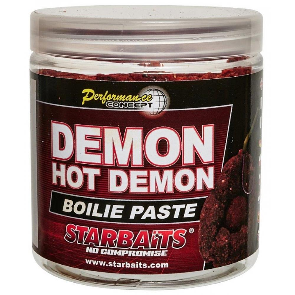 Паста Starbaits Hot Demon Boilie Paste