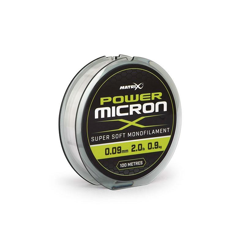Риболовно влакно Matrix Power Micron X 100m