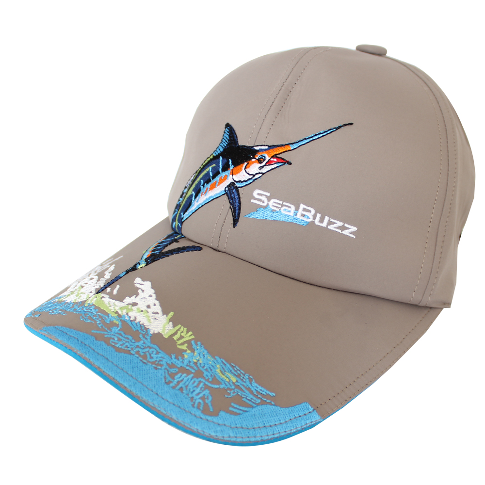Шапка Sea Buzz 3D Pro Series Cap Marlin