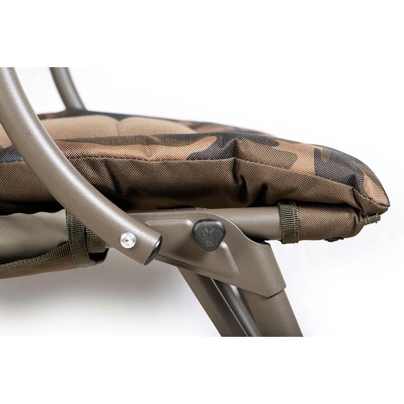 Стол шаранджийски Fox Super Deluxe Recliner Chair