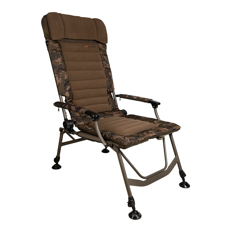 Стол шаранджийски Fox Super Deluxe Recliner Highback Chair