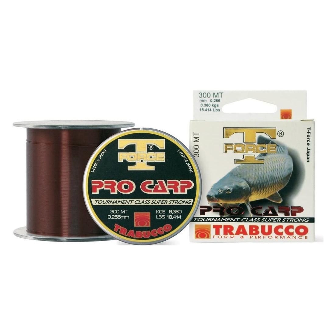 Шаранско влакно Trabucco T-Force Pro Carp 300m