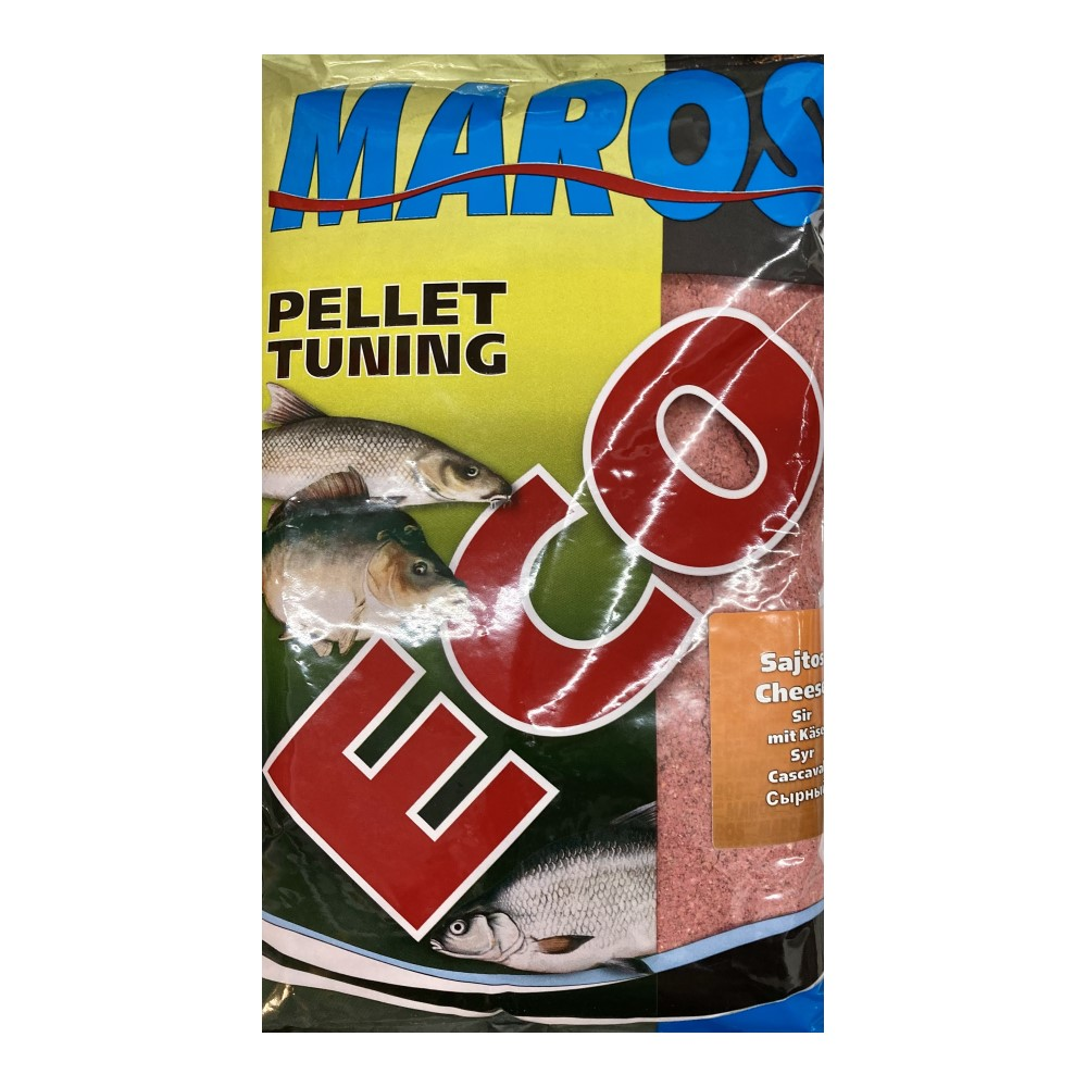 Захранка Maros Mix ECO Pellet Tuning Cheese