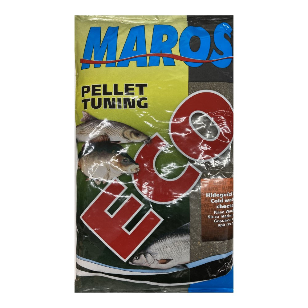 Захранка Maros Mix ECO Pellet Tuning Cold Water Cheese