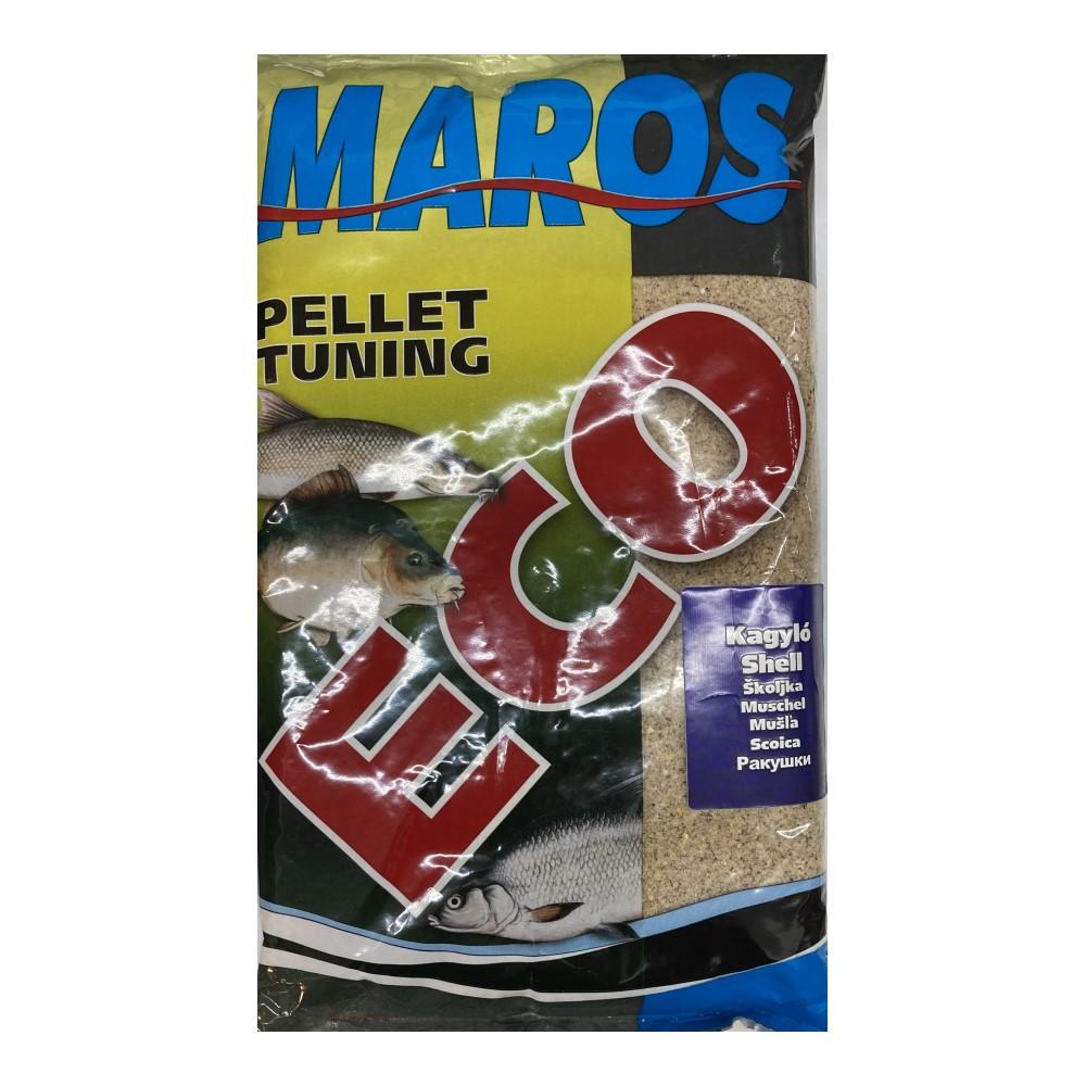 Захранка Maros Mix ECO Pellet Tuning Shell