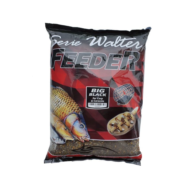 Захранка Maros Mix Serie Walter Feeder Big Black 2kg