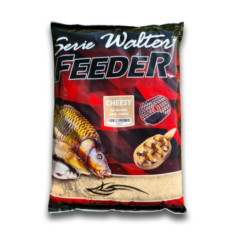 Захранка Maros Mix Serie Walter Feeder Cheesy 2kg