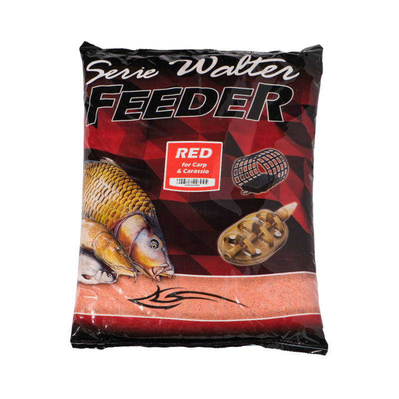 Захранка Maros Mix Serie Walter Feeder Red 2kg