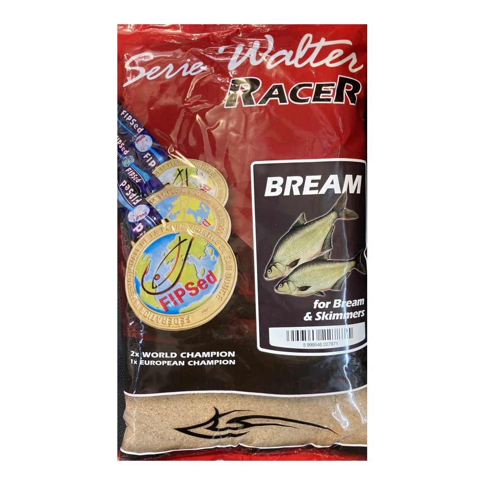 Захранка Maros Mix Serie Walter Racer Bream 1kg