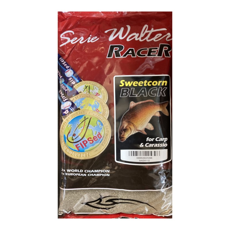 Захранка Maros Mix Serie Walter Racer Sweetcorn Black 1kg