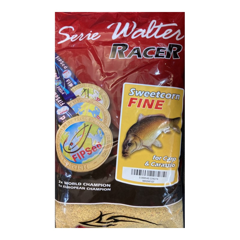Захранка Maros Mix Serie Walter Racer Sweetcorn Fine 1kg
