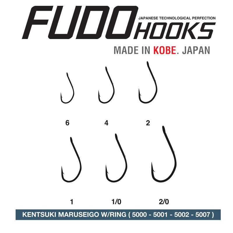 Куки Fudo Kentsuki Maruseigo With Ring TF – 5007