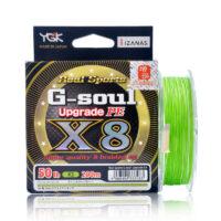 Плетено влакно YGK G-Soul Upgrade X8 200m