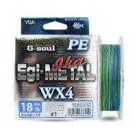 Плетено влакно YGK RS G-Soul Egi-Metal WX4 150m