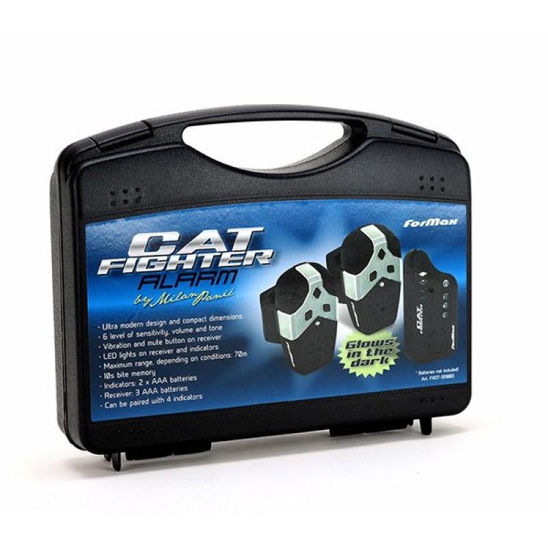 Сигнализатори за сом Formax Cat Fighter Alarm 2+1