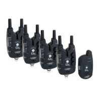 Сигнализатори Carp Pro Bite Alarm Q5 set 4+1