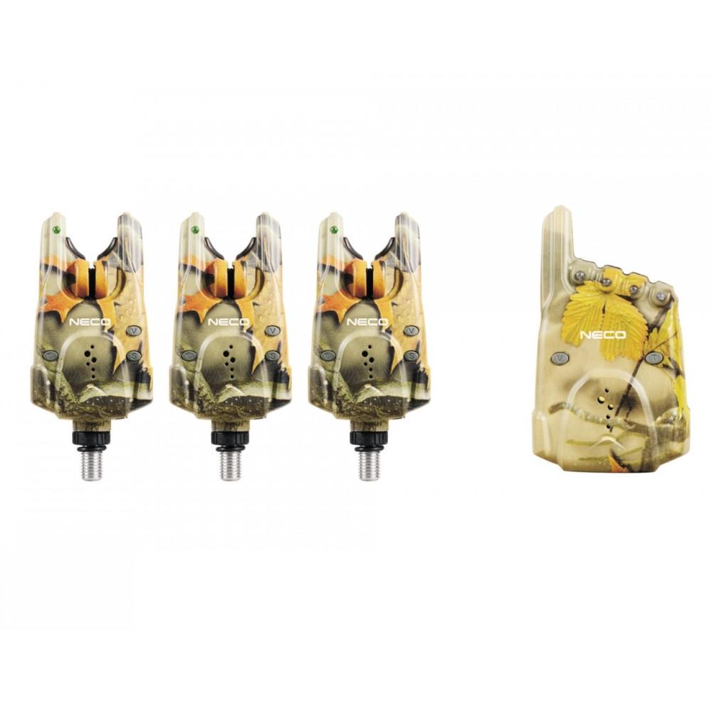 Сигнализатори Neco carp 3+1 C103