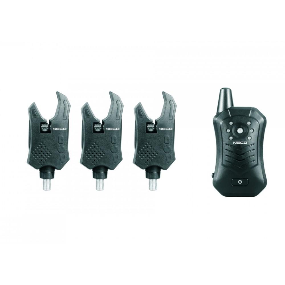 Сигнализатори Neco carp 3+1 D103