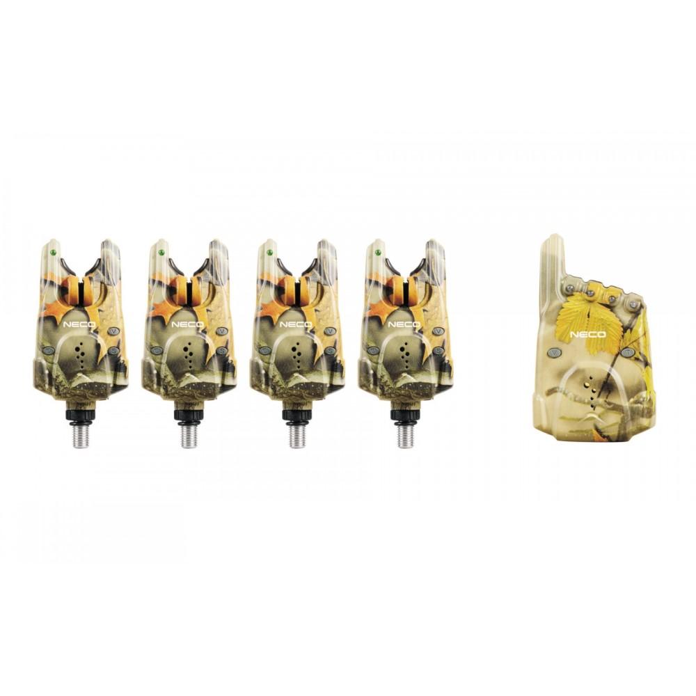 Сигнализатори Neco carp 4+1 C104