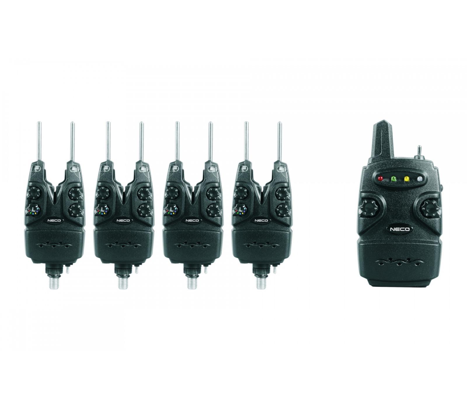 Сигнализатори Neco carp 4+1 F104