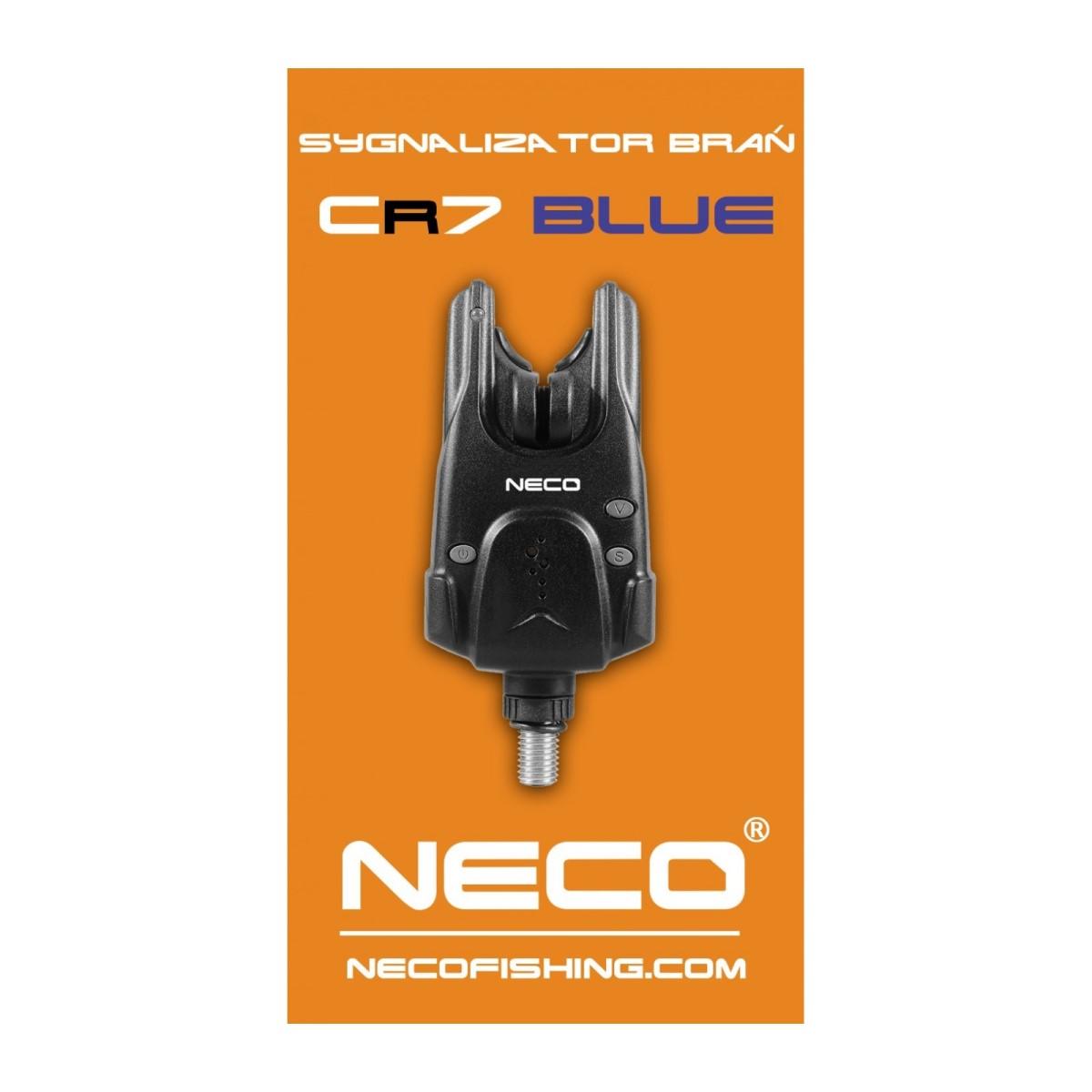 Сигнализатор шарански Neco Cr7 Blue
