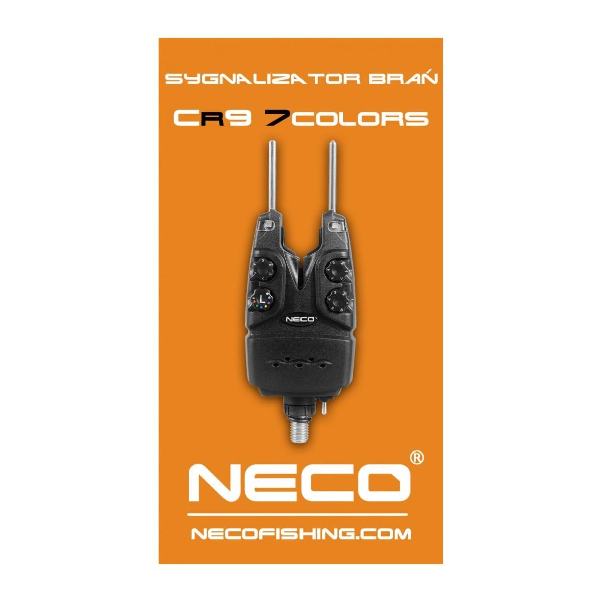 Сигнализатор шарански Neco Cr9 7 Colors